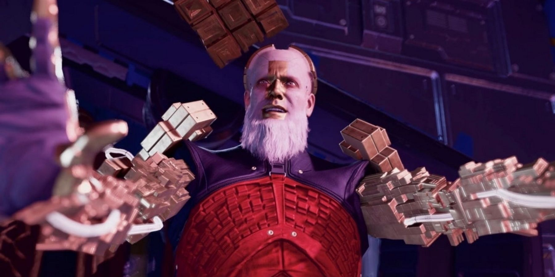 Guardians of the Galaxy's Grand Unifier Raker Explained