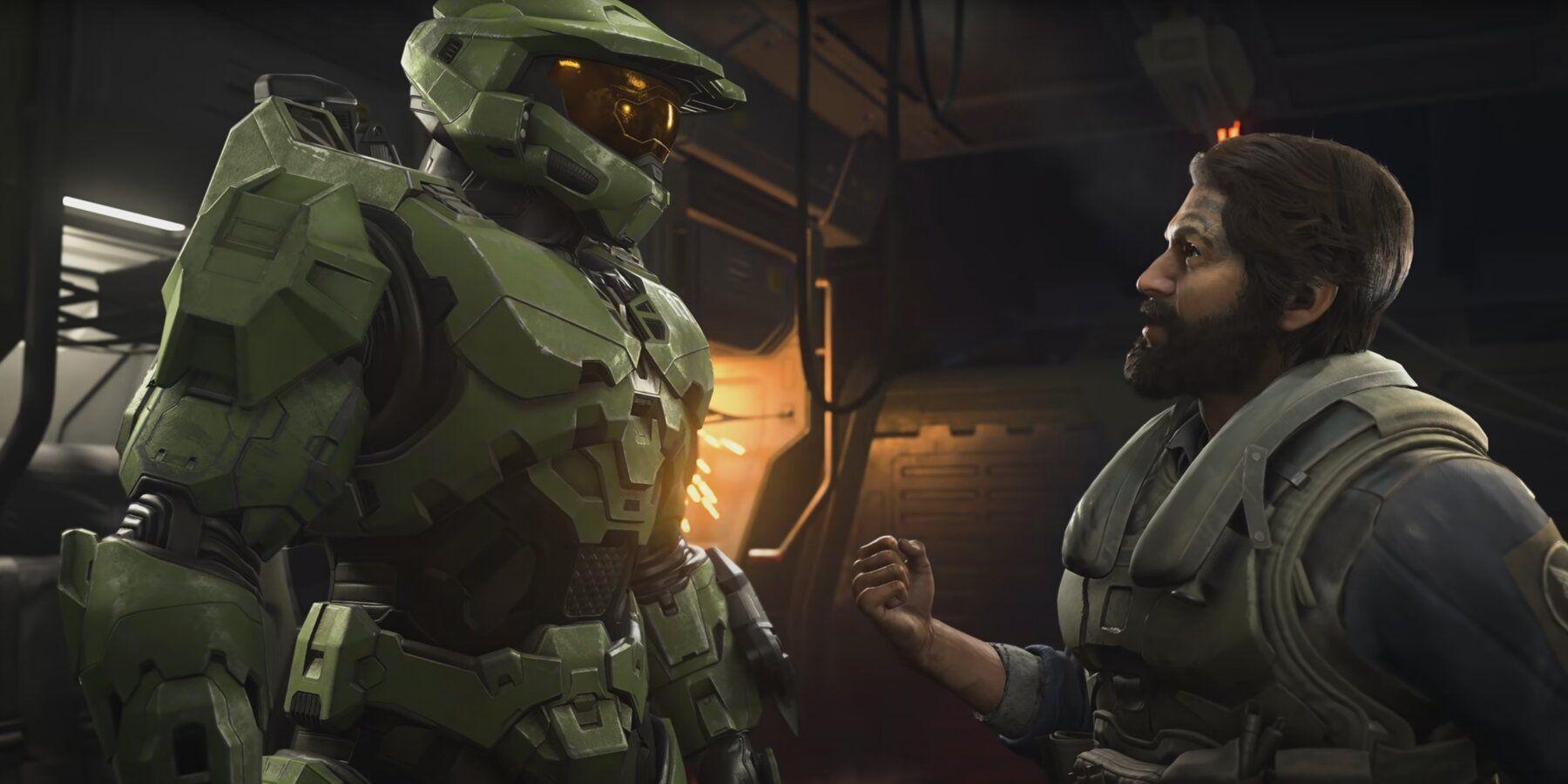 Halo Infinite: Why Are Spartans So Big? - GameRant