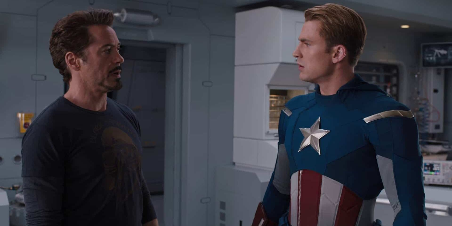 This Exchange In The Avengers Hinted At Endgame Events