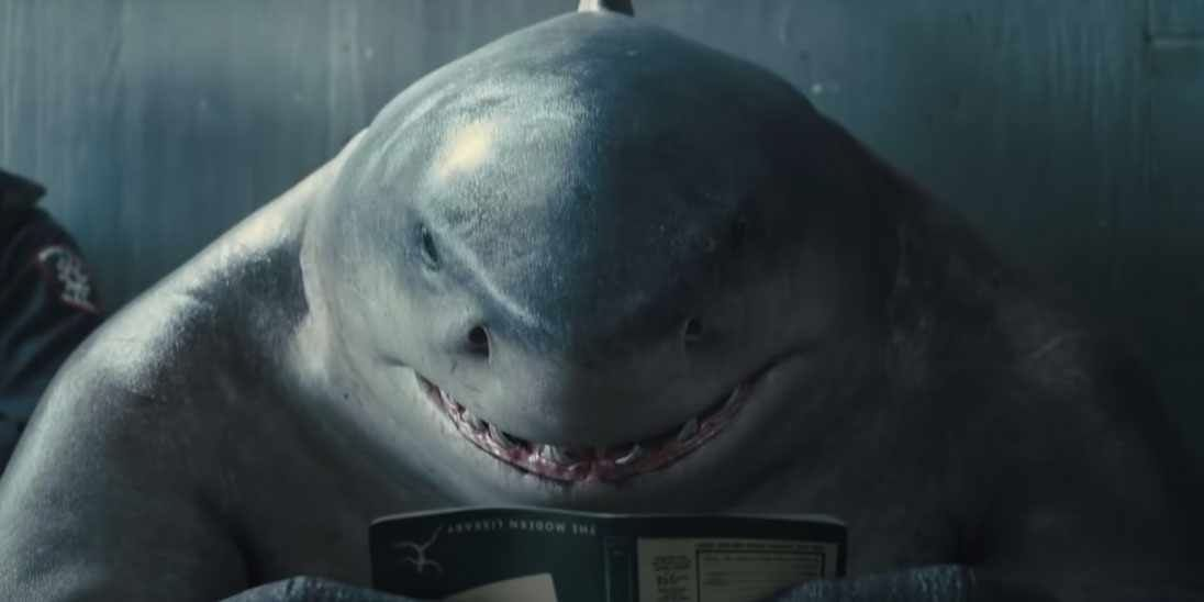 The Suicide Squad's King Shark Proves Sometimes Less Is More