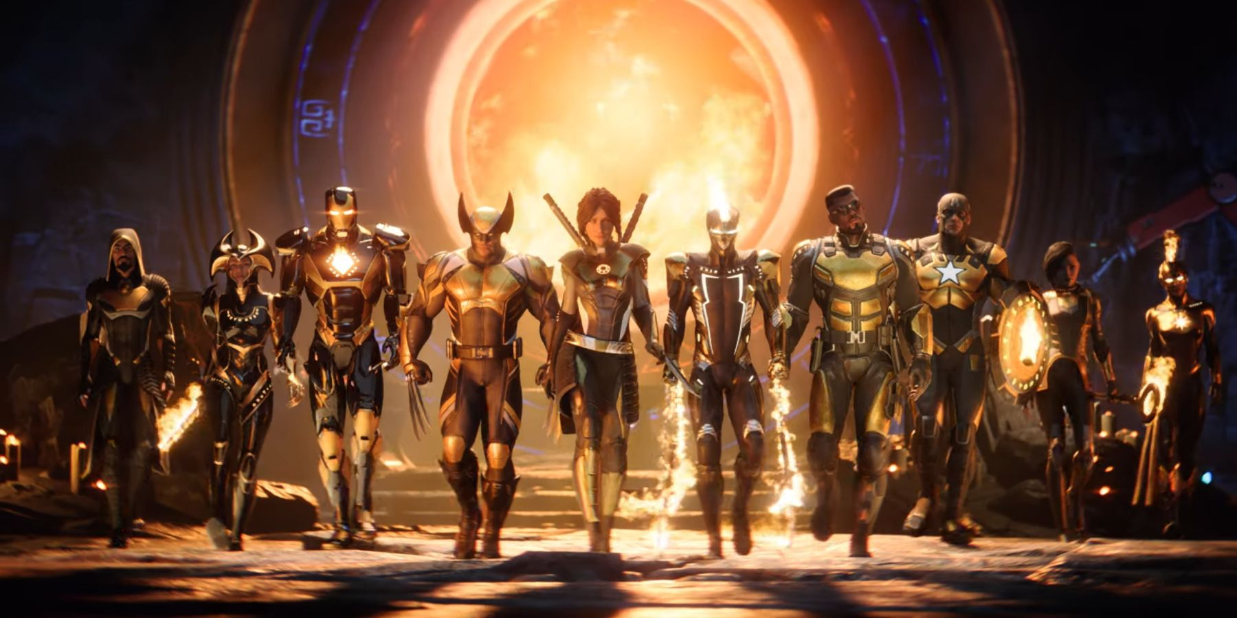 Marvel's Midnight Sun Could be the AAA Entry within the Tactics Renaissance