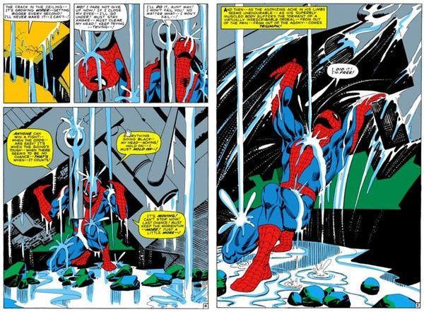 Fan Recreates Spider-Man: Homecoming Scene in Marvel's Spider-Man
