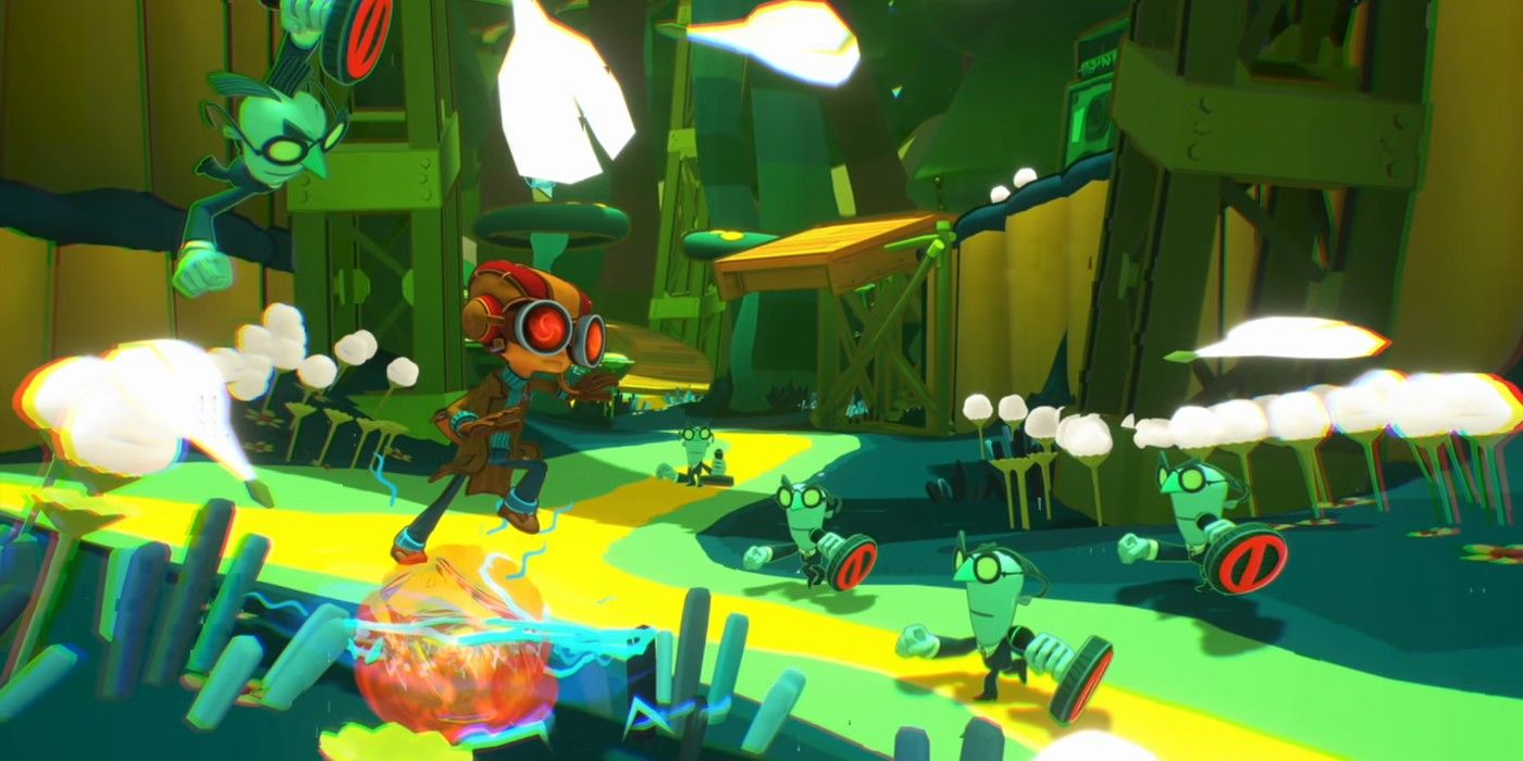 Everything You Need To Know About Psychonauts to Before Psychonauts 2 Releases