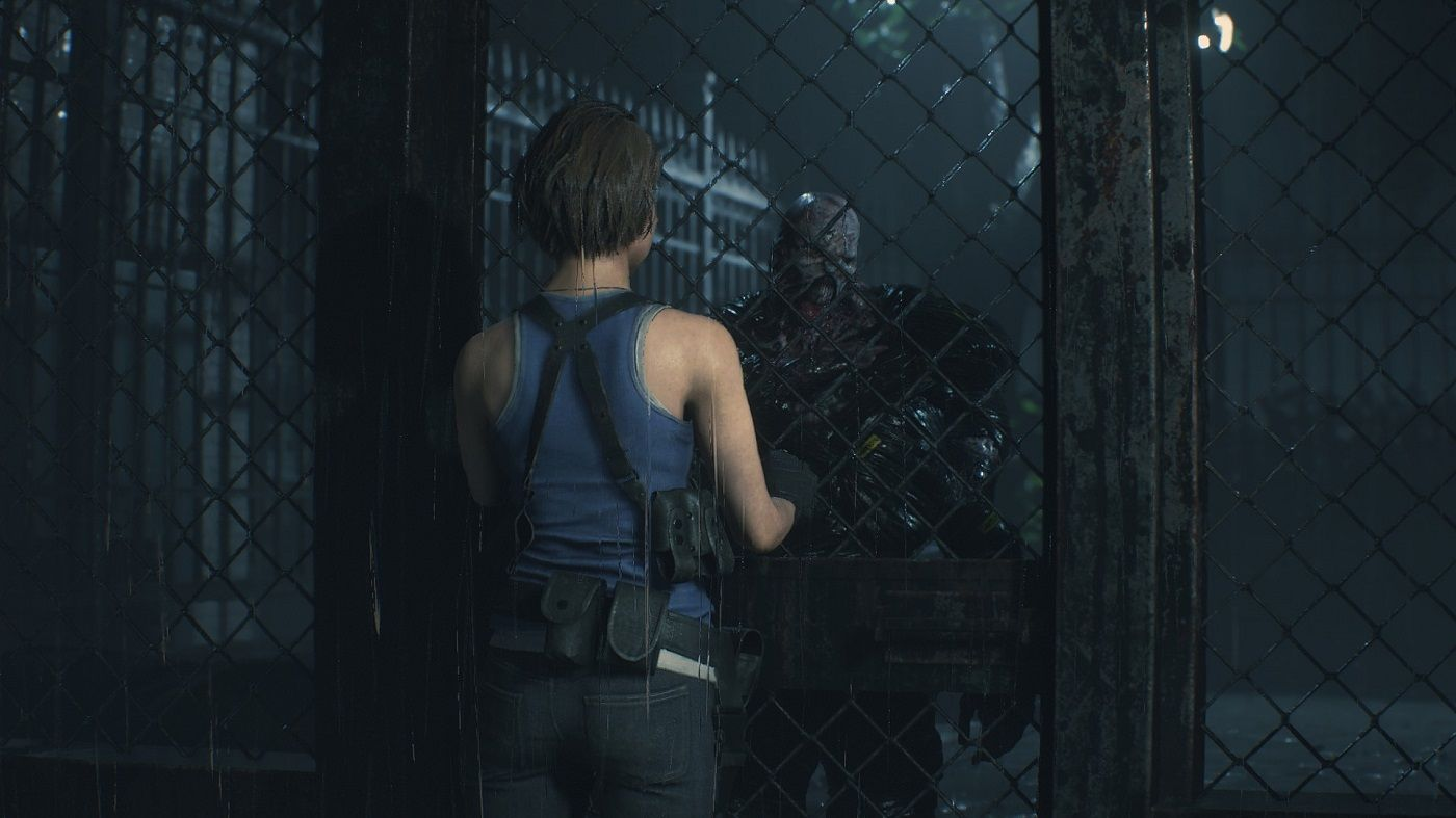 Resident Evil 2 Mod Replaces Leon With a Friendly Nemesis
