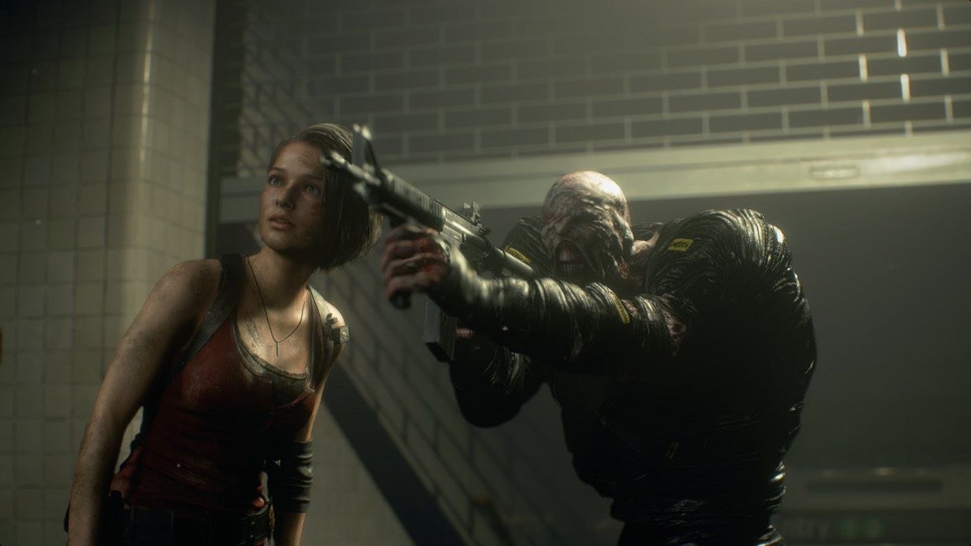 Resident Evil 3 Mod Replaces Carlos With Nemesis as a Companion