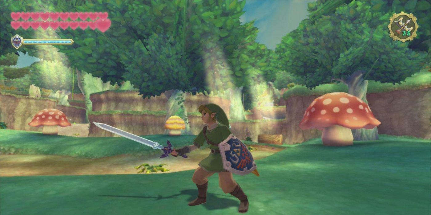The Legend of Zelda: Skyward Sword HD's Biggest Quality of Life Changes