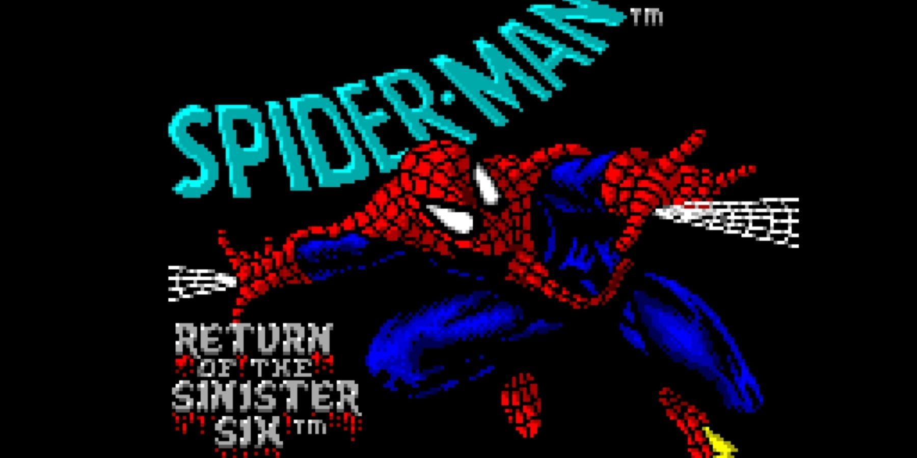 Spider-Man: Every Video Game with Doc Ock