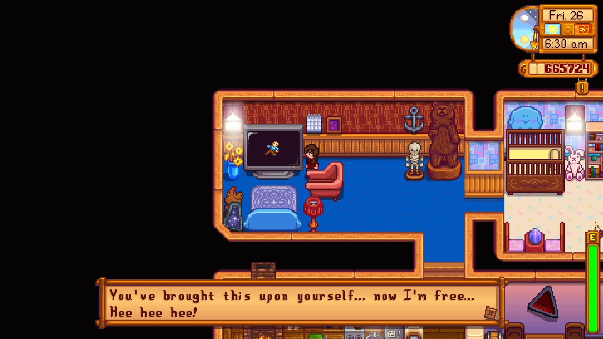Stardew Valley's Ancient Doll Explained