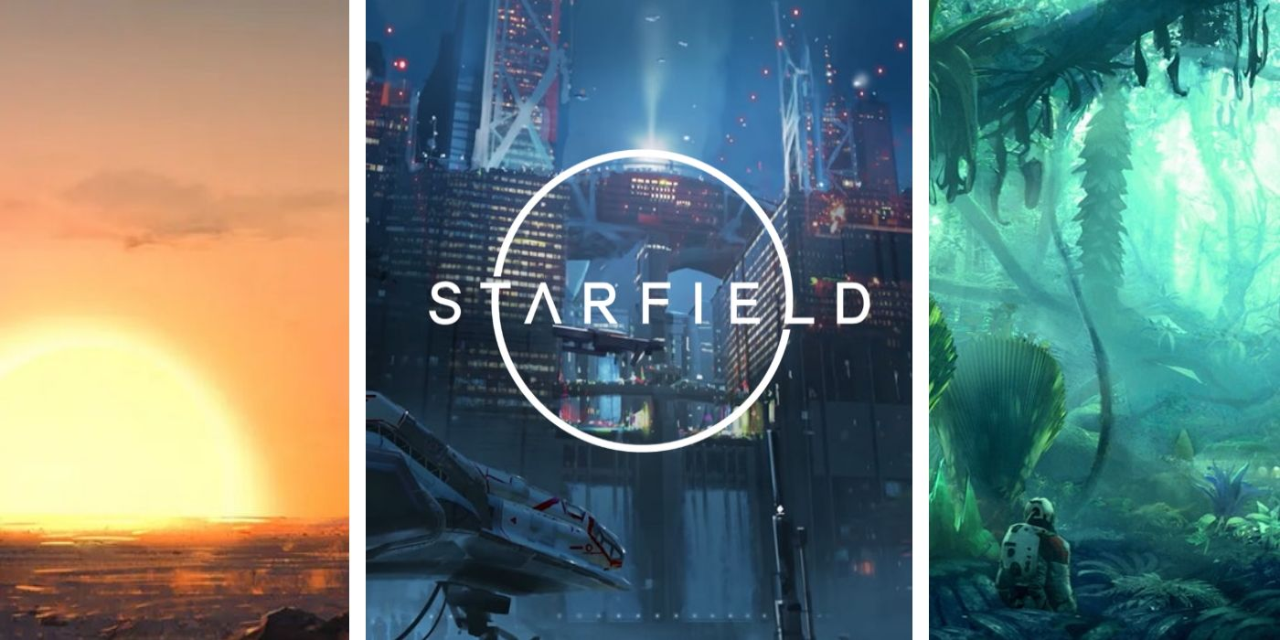 What Starfield Needs to Ensure Its Planets Stand Out   Game Rant