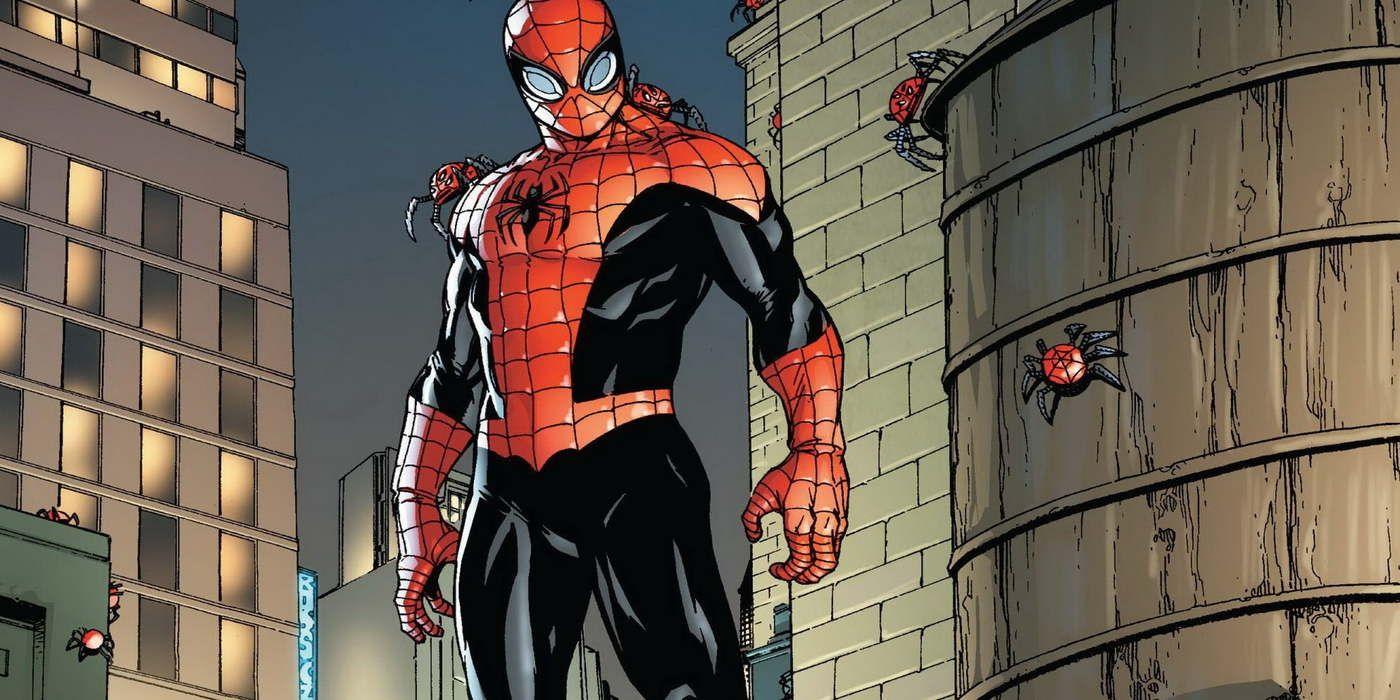 Marvel's Spider-Man Fan Creates Superior Spider-Man Suit Concept