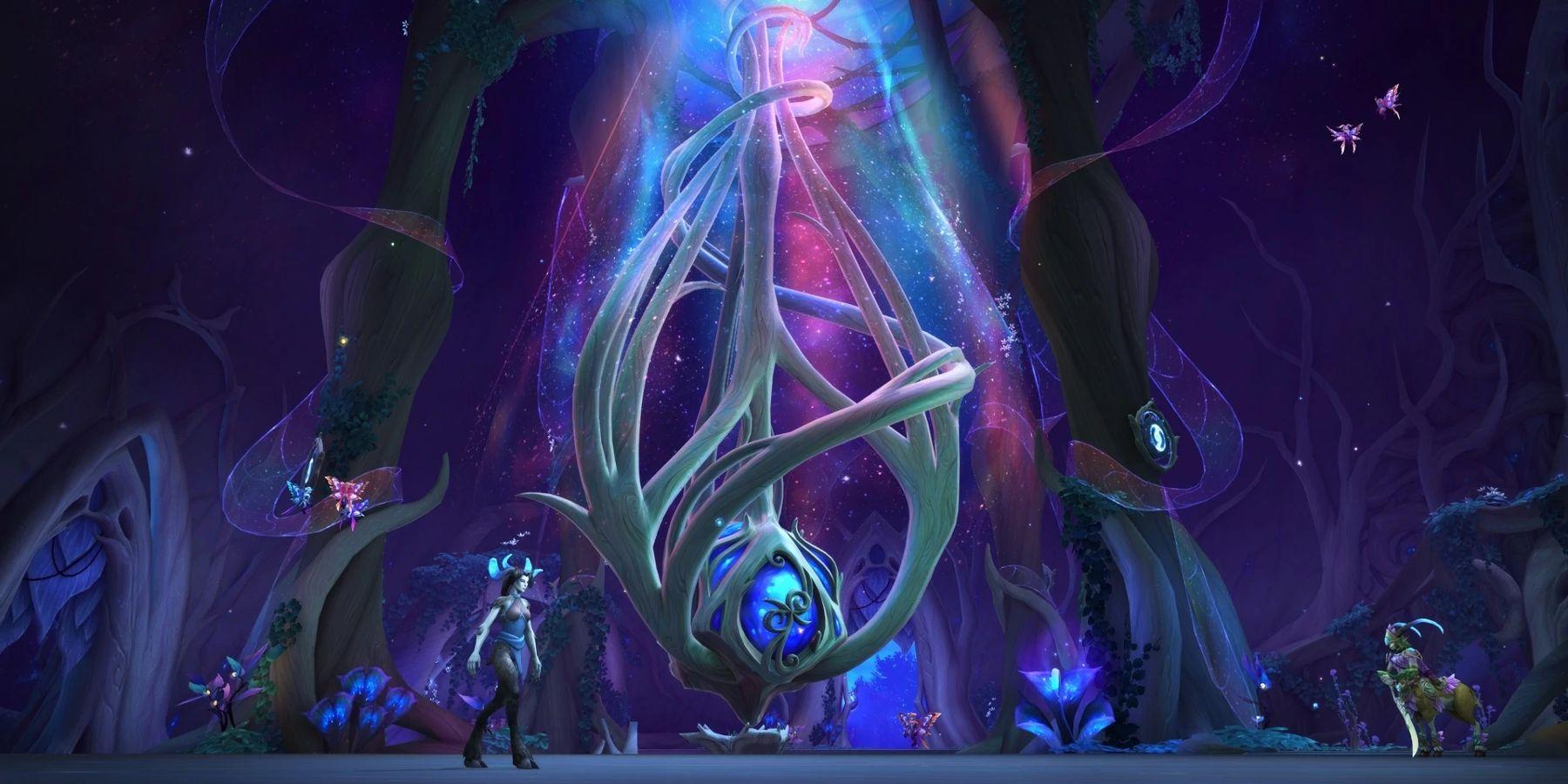 World of Warcraft Raises Anima Cap