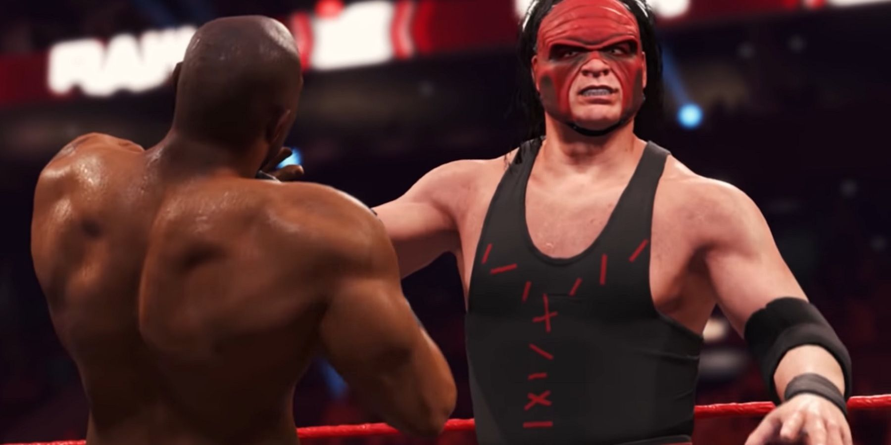 WWE 2K22 Report Details 'Seriously Strained' Relationship Between WWE and 2K Sports