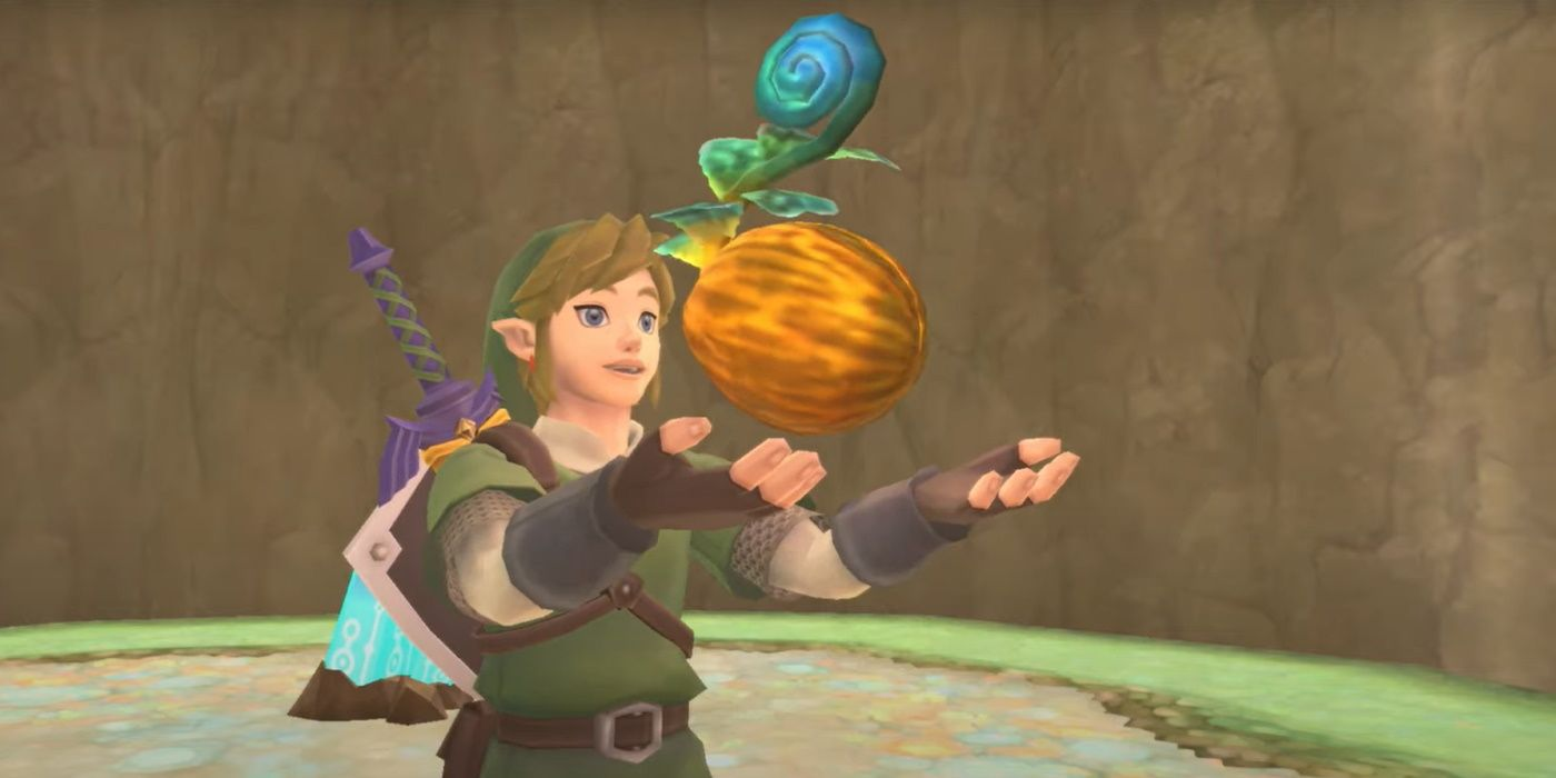 The Legend of Zelda: Twilight Princess HD Should Come to Switch with This Skyward Sword Feature
