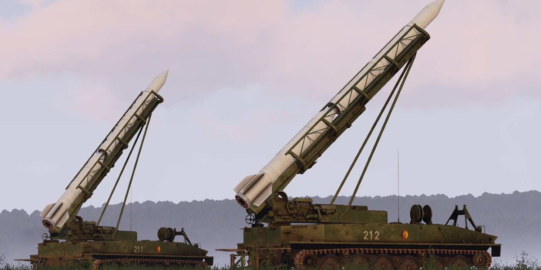 Arma 3 Update Adding Heavy Artillery and Nukes