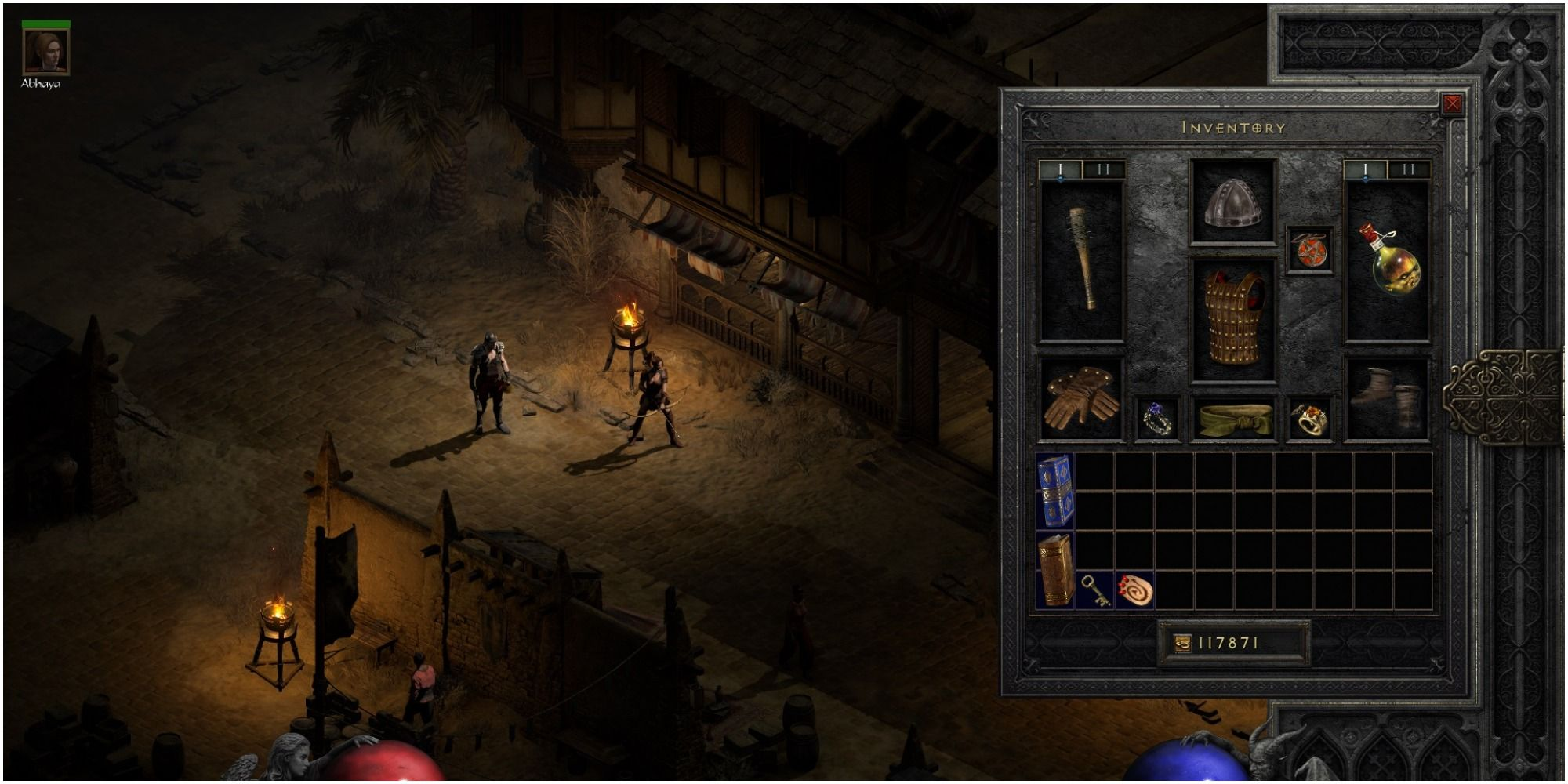 Diablo 2: Resurrected - Como construir um The Summoner Necromancer 3