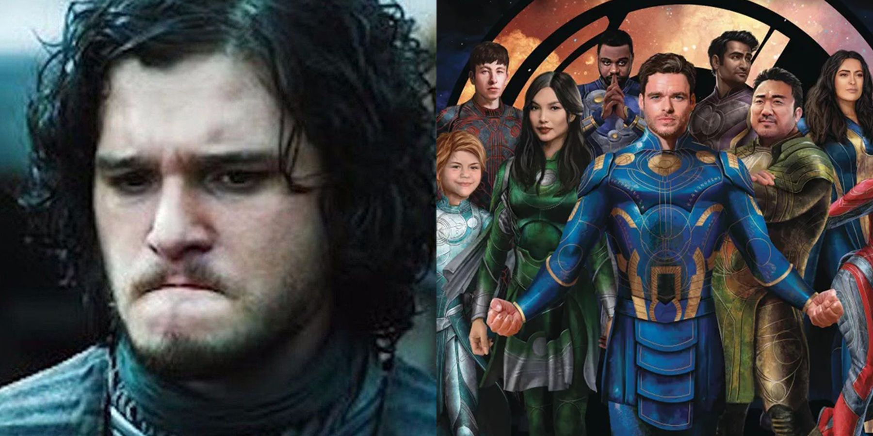 Kit Harington Turned Down A Superhero Role Before Joining Eternals