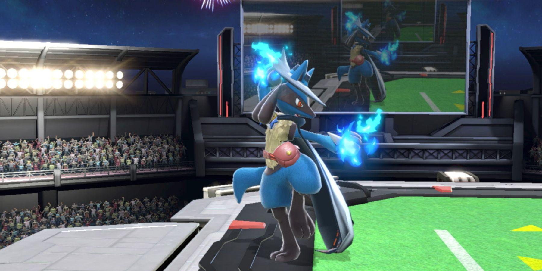 Super Smash Bros. Ultimate Modder Adds Pokemon Unite Themed Costumes
