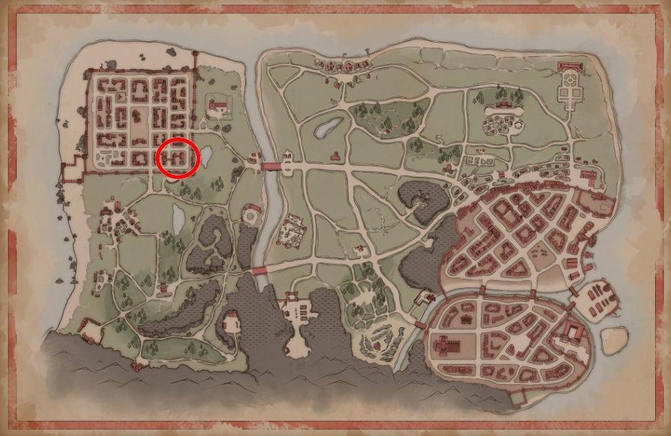 Rustler: All Horseshoe Locations