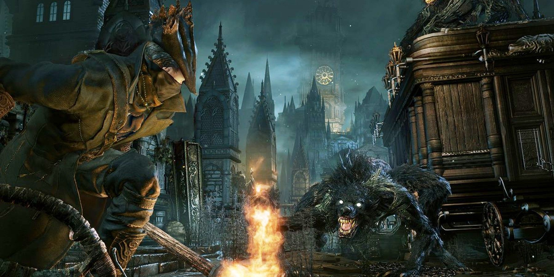 Hilarious Video Shows Bloodborne Fan Explaining Lore at Musical Festival