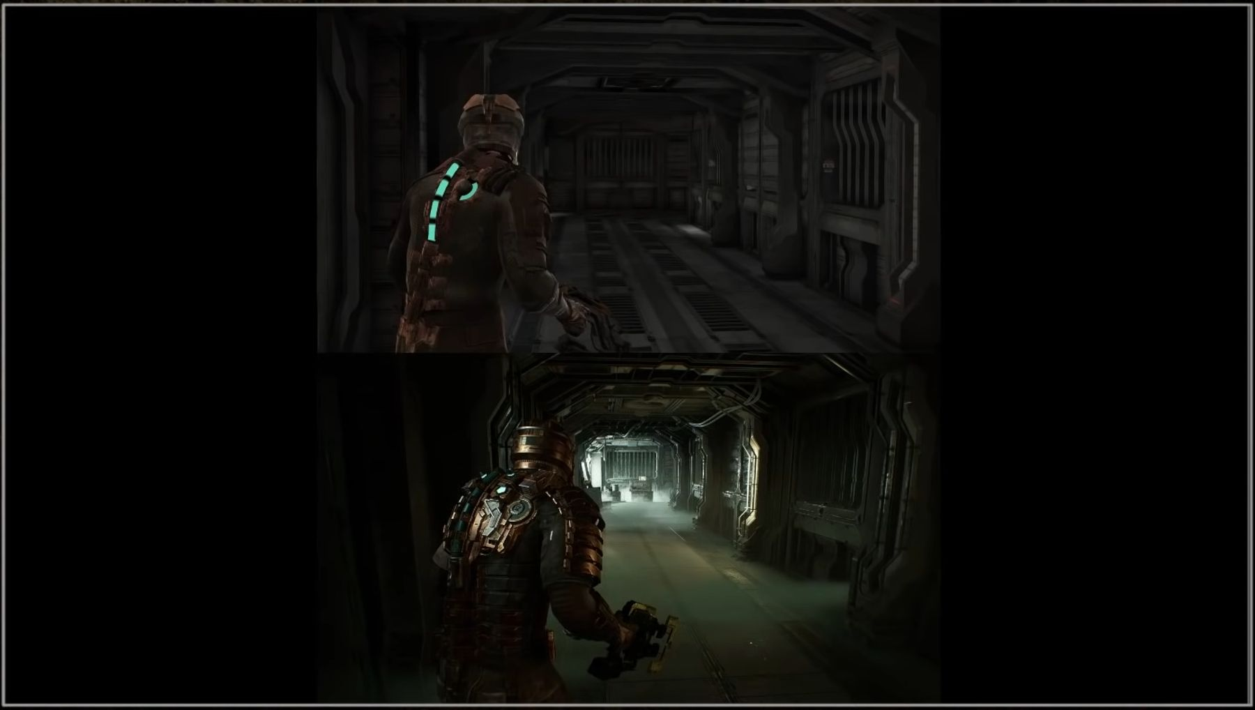 Image Shows How Much Dead Space Graphics Are Improving from Original to Remake