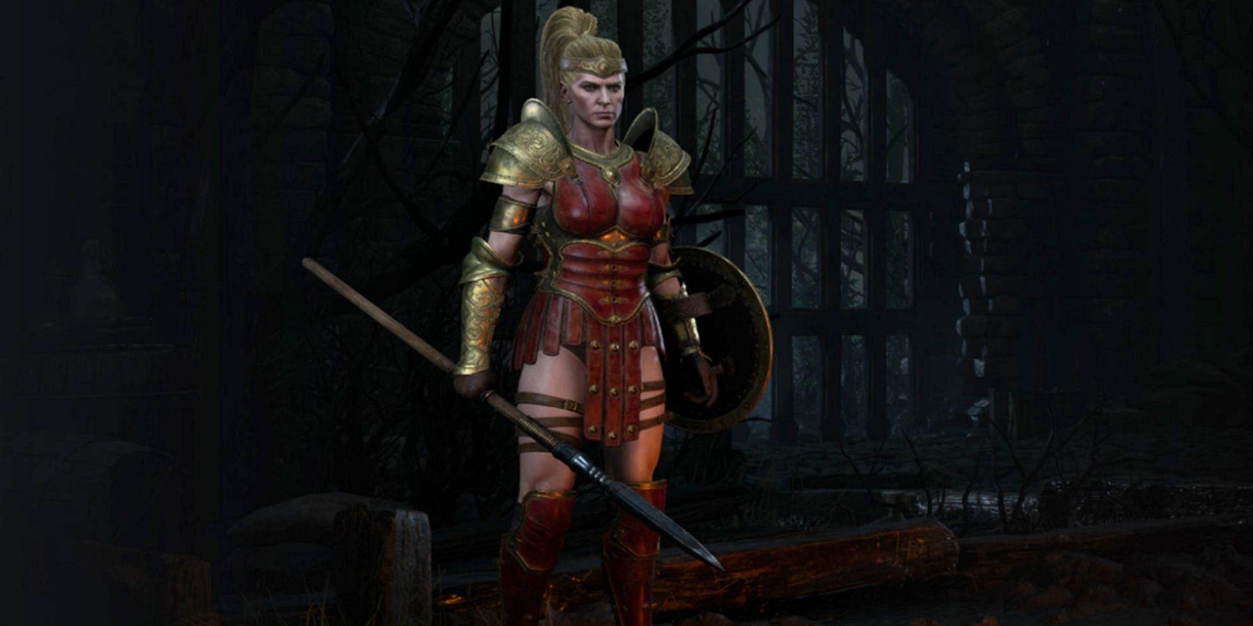 Why Diablo 2: Resurrected Changes the Amazon Model - GameRant