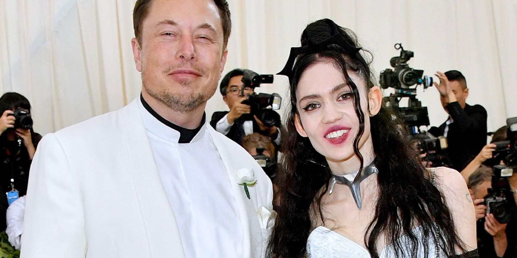Elon Musk and Grimes Have Broken Up