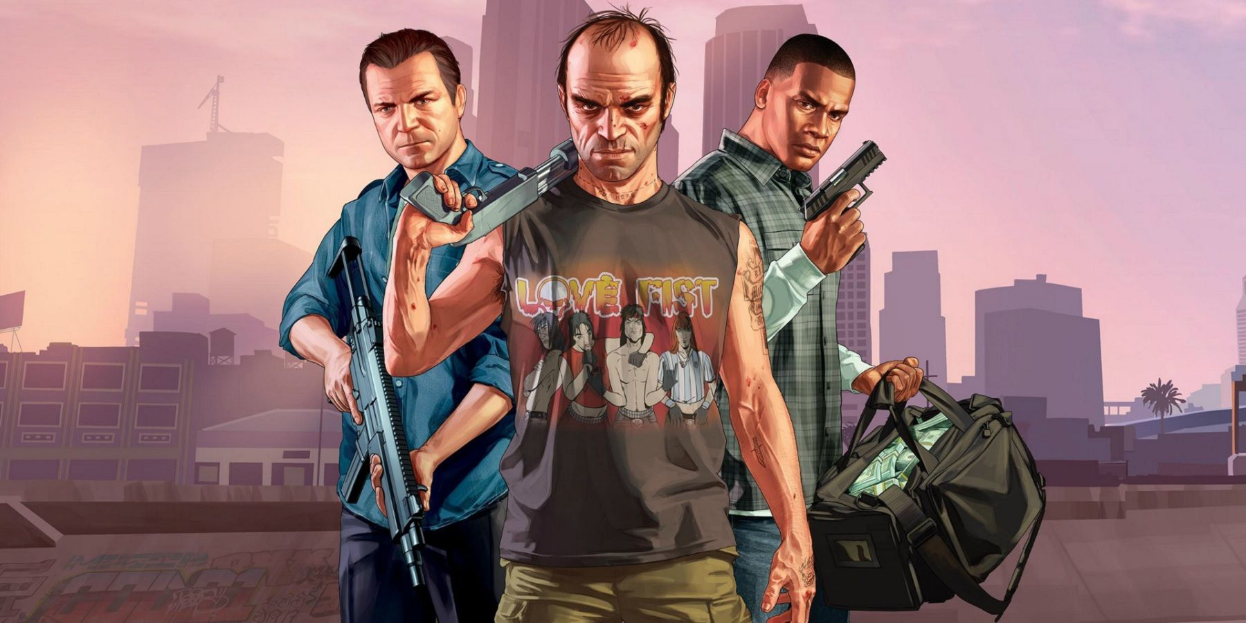 Some Grand Theft Auto Fans Think They've Spotted A GTA 6 Tease in the New Trailer