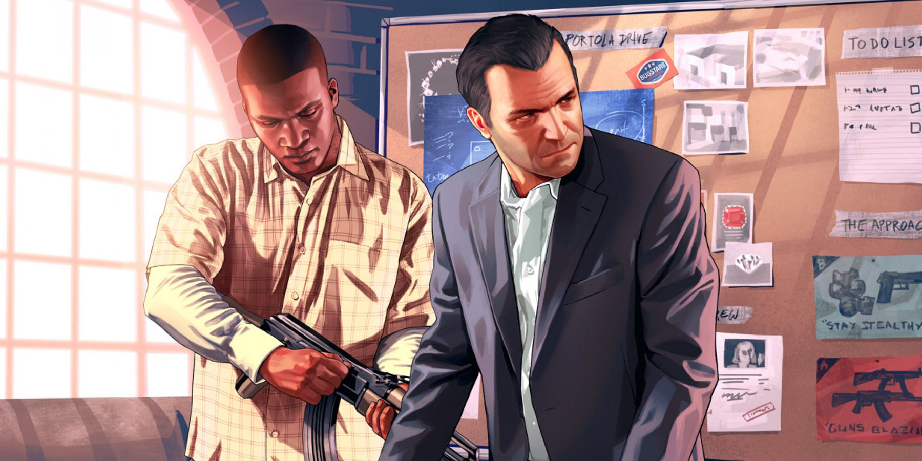 Grand Theft Auto 5 PS5 Trailer Seemingly 'Censors' Content Found in Original