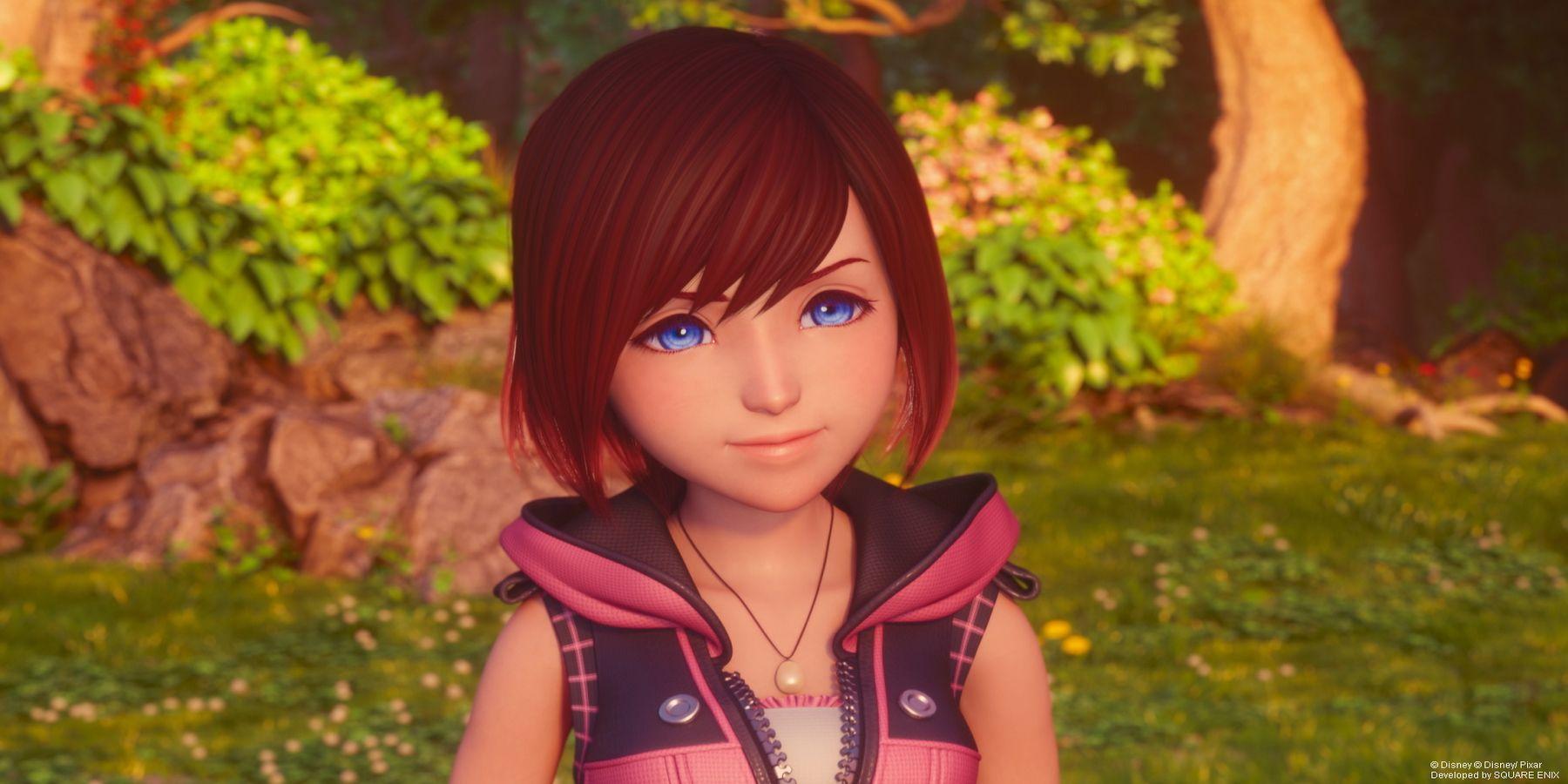 Kingdom Hearts 4: The Case for a Playable Kairi