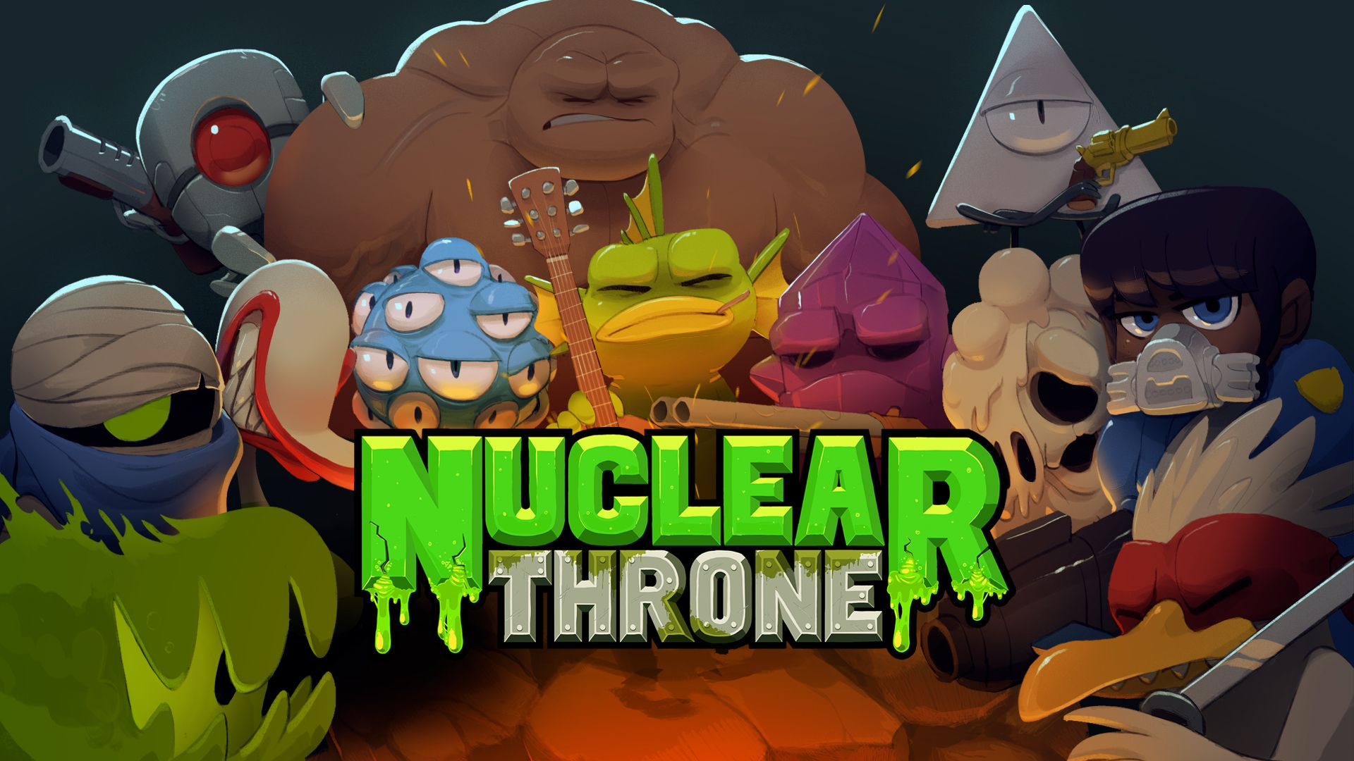 Game Pass Title Nuclear Throne Has an Interesting History