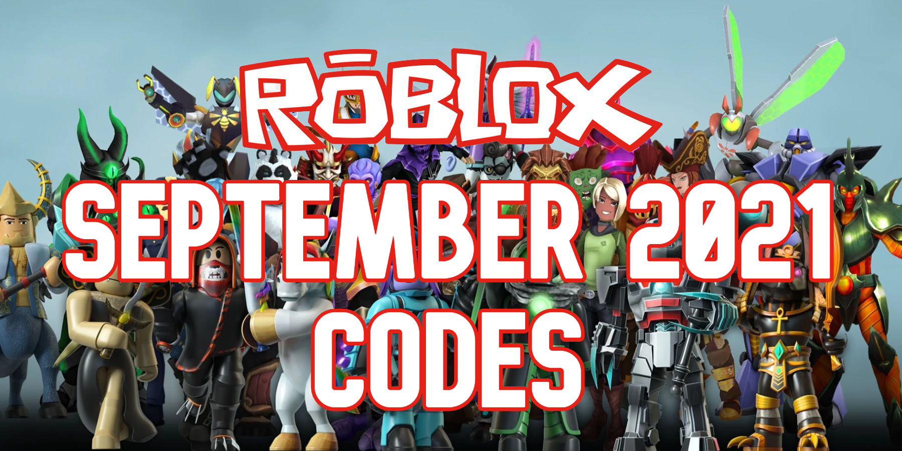 Roblox: Promo Codes for Free Stuff (September 2021)
