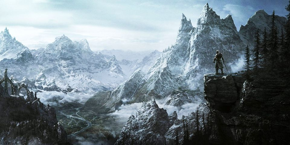 Video of Skyrim Being Played On A 2012 Laptop Goes Viral