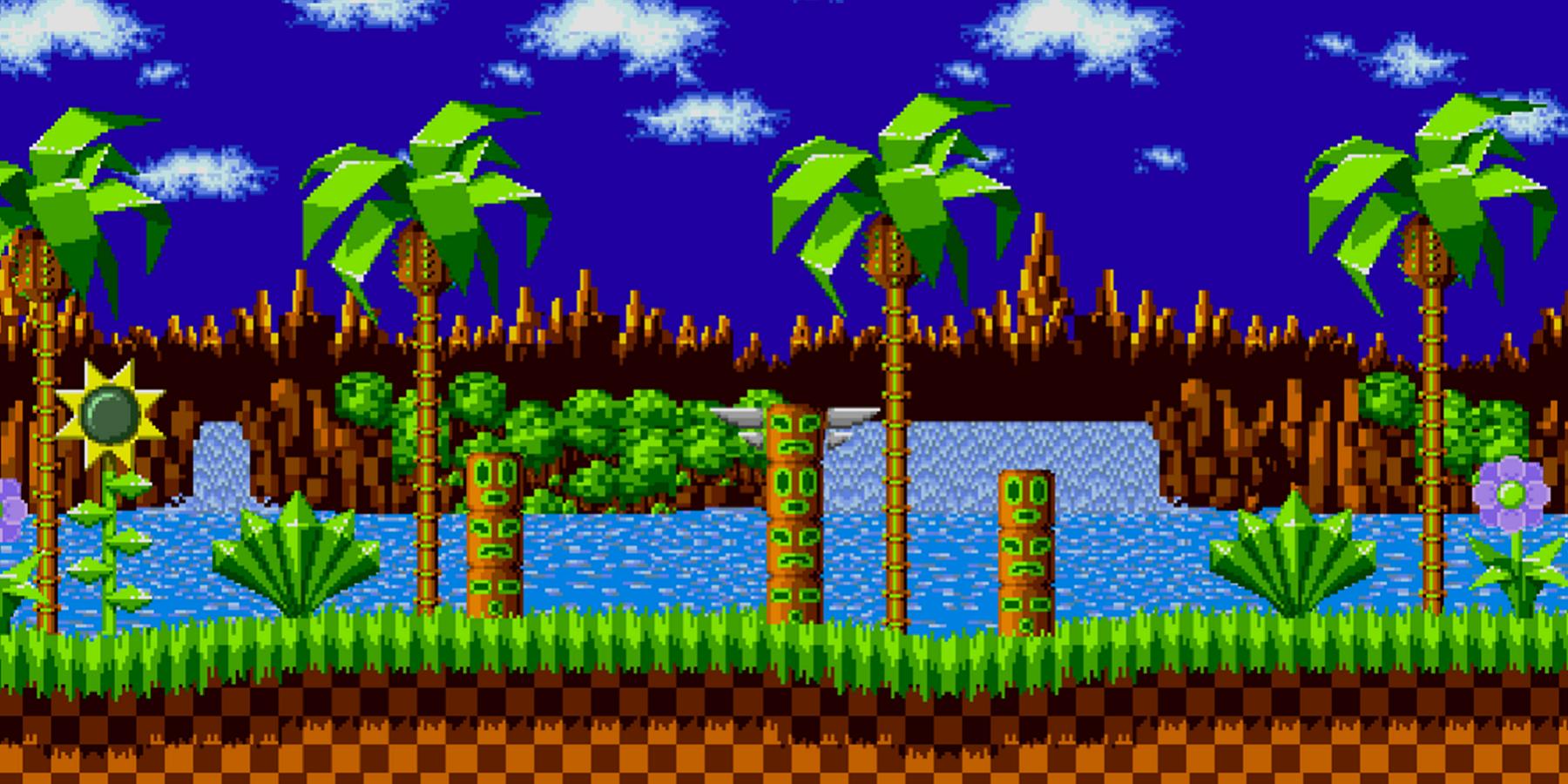 Explicação das novas letras oficiais da Green Hill Zone de Sonic the Hedgehog 2