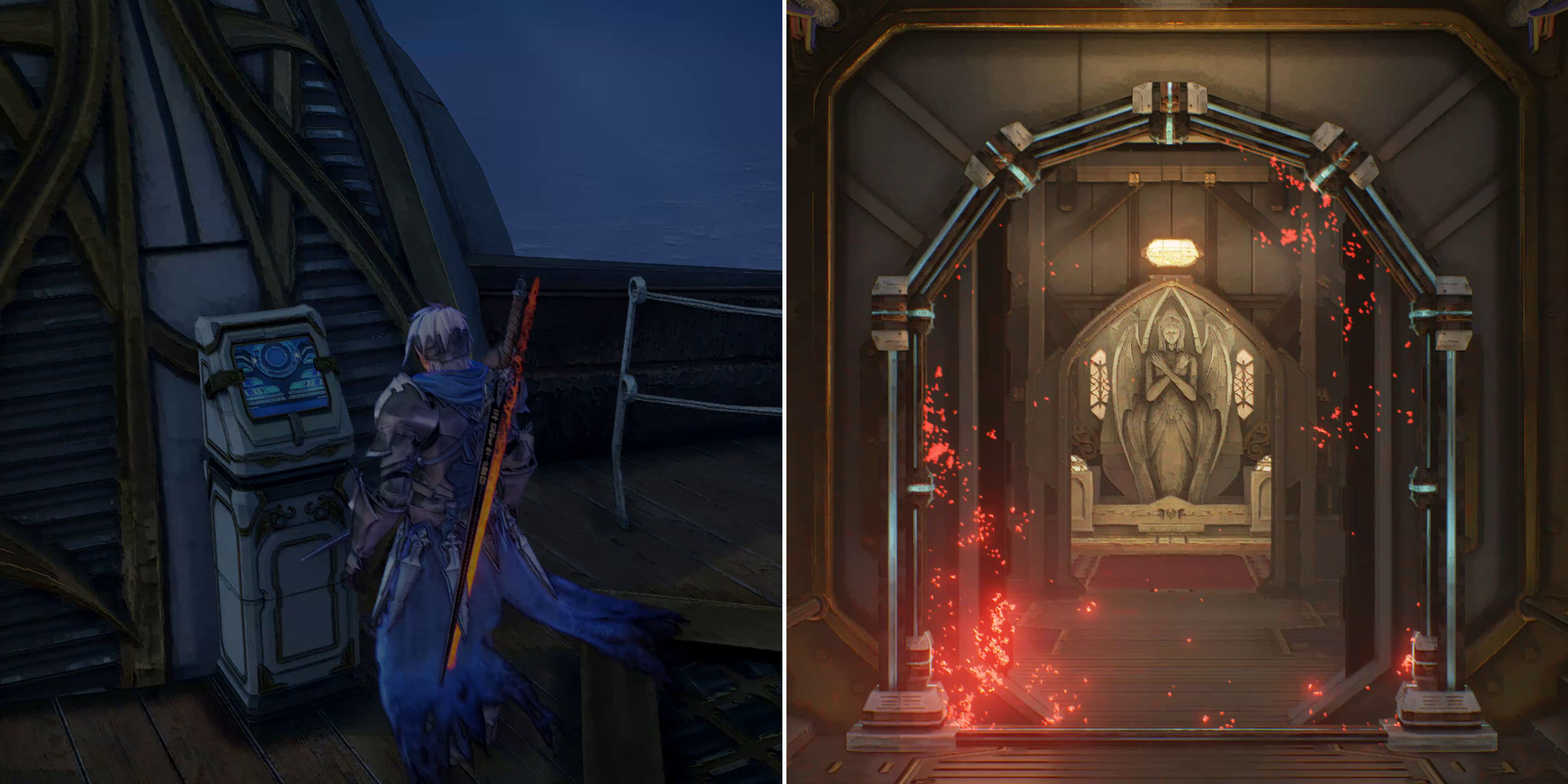 Tales of Arise: Um guia completo para a Fortaleza Móvel de Gradia 10