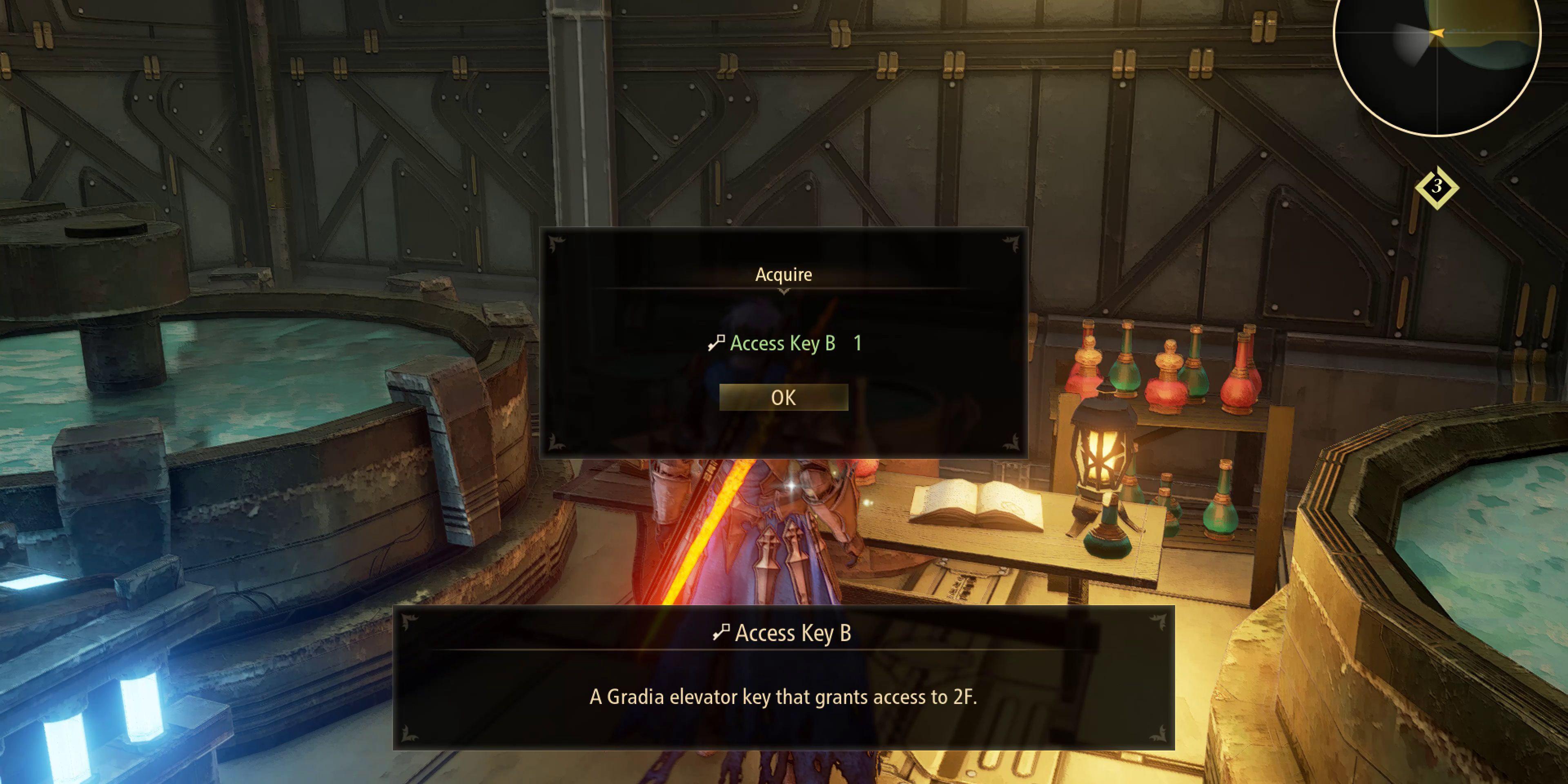 Tales of Arise: Um guia completo para a Fortaleza Móvel de Gradia 3