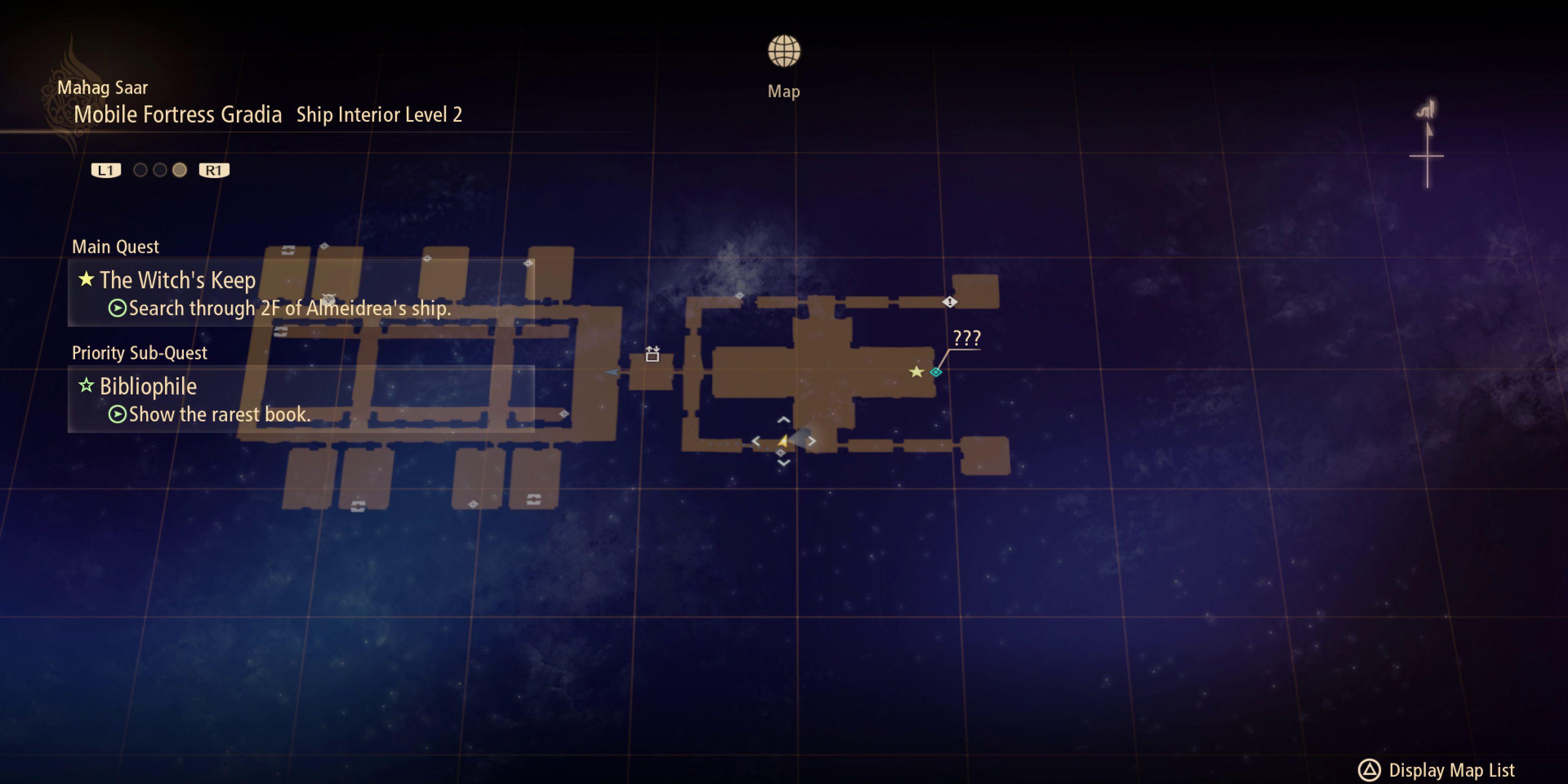 Tales of Arise: Um guia completo para a Fortaleza Móvel de Gradia 4
