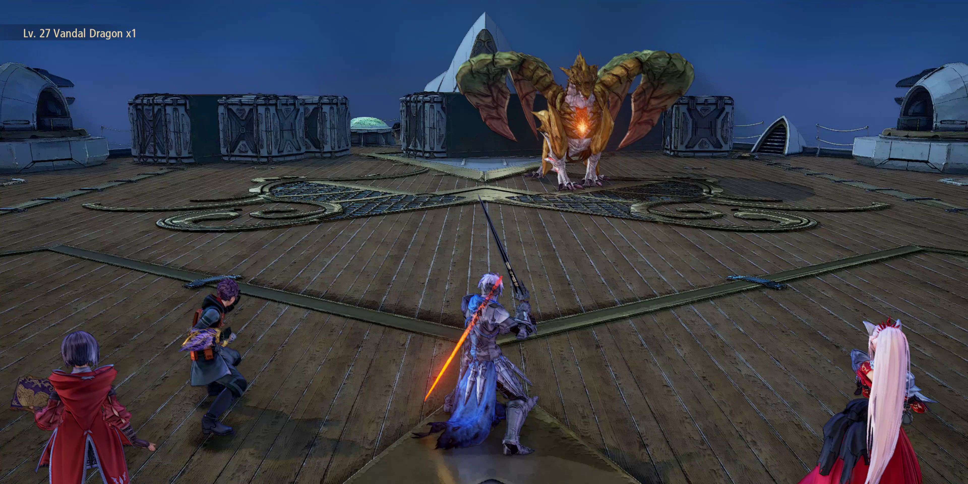 Tales of Arise: Um guia completo para a Fortaleza Móvel de Gradia 9