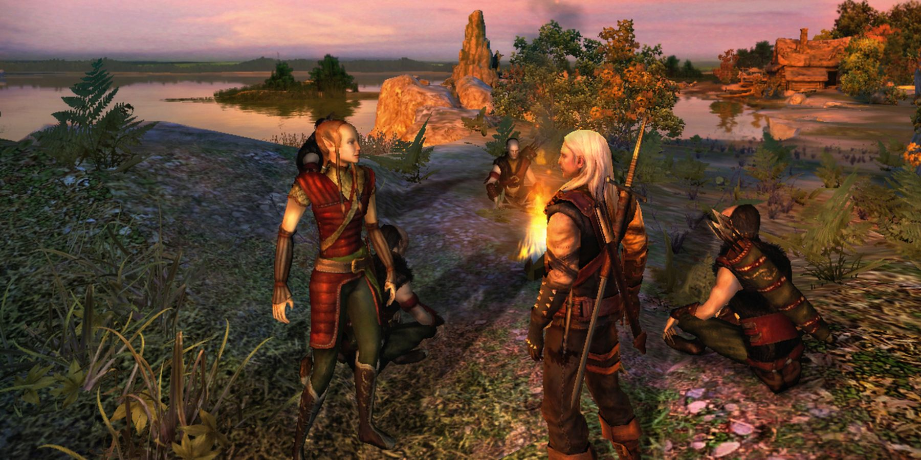 A Remake of The Original Witcher Game Would Be Worthwhile
