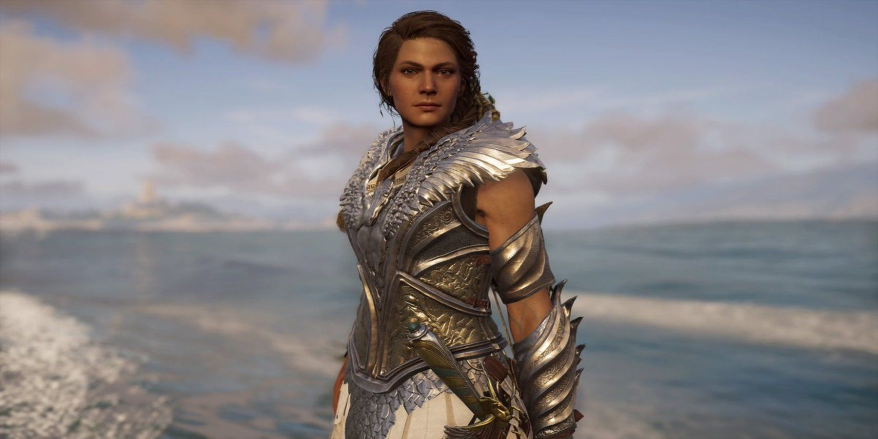 Amazing Fan Art Combines The Witcher 3's Yennefer And Assassin's Creed Odyssey's Kassandra