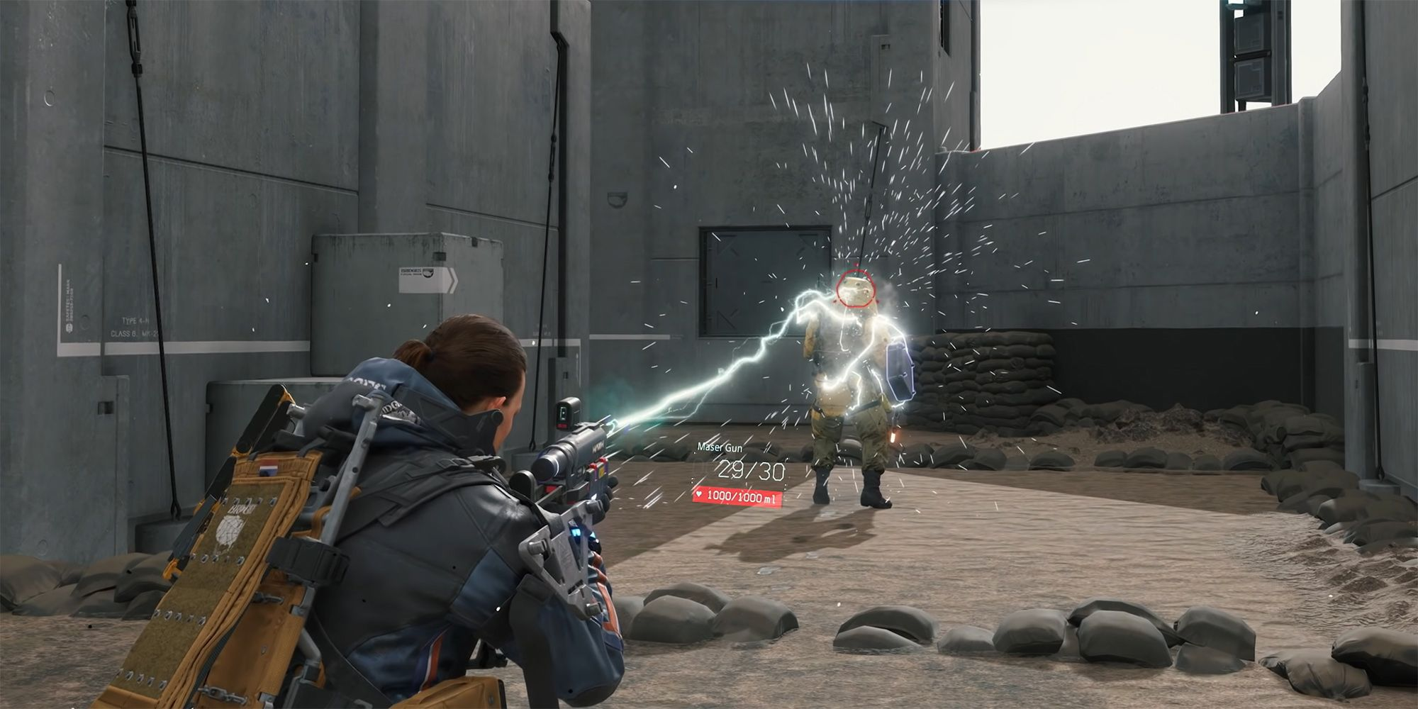 Death Stranding: 8 Best Projectile Weapons