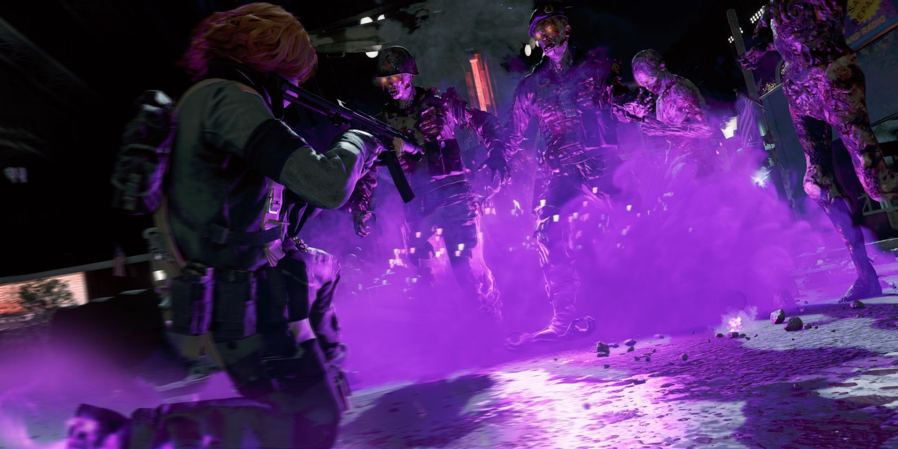 Call of Duty: Black Ops Cold War Reveals Season 6 Zombies Content