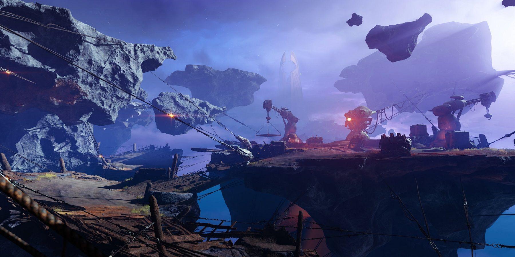 Destiny 2: Vaulting Forsaken, Presage, and Harbinger Next Makes No Sense