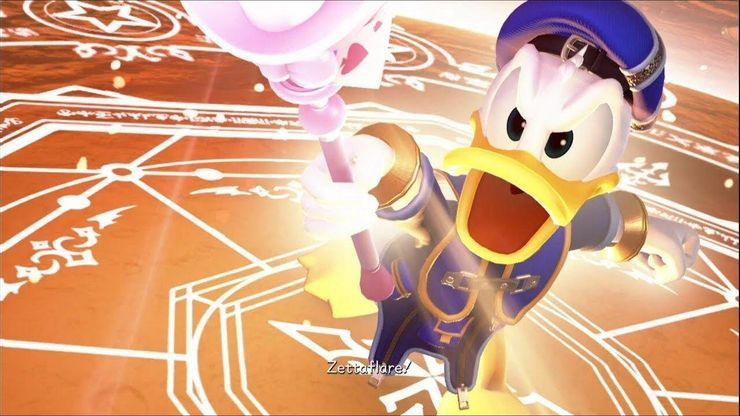Donald Duck is Too Powerful for Super Smash Bros. Ultimate
