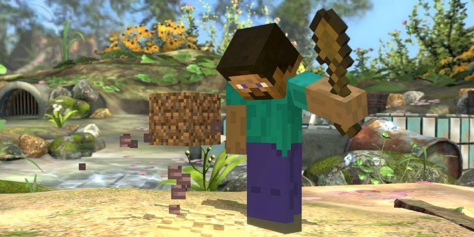 Xbox Confirms Minecraft's Steve Height