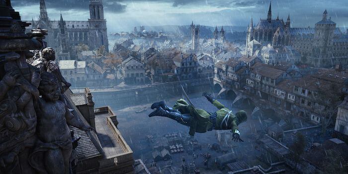 Major 'Assassin's Creed Unity' Patch Coming Today