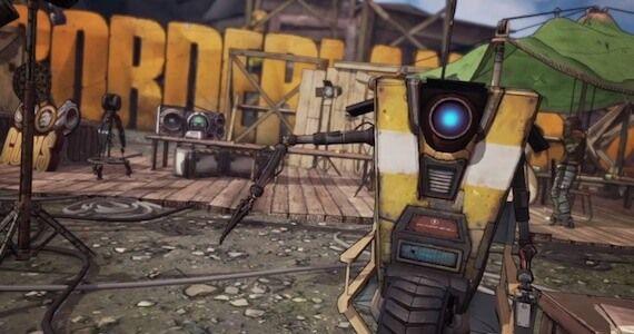 Borderlands 2': Badass Rank Patch, Next DLC, Claptrap Series