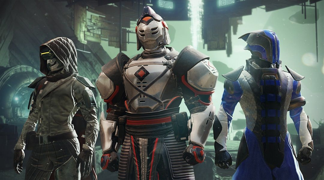 Destiny 2 Warmind Includes PlayStation Exclusive Strike, Armor