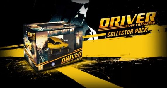 Driver: San Francisco' Collector Pack Bonuses Detailed