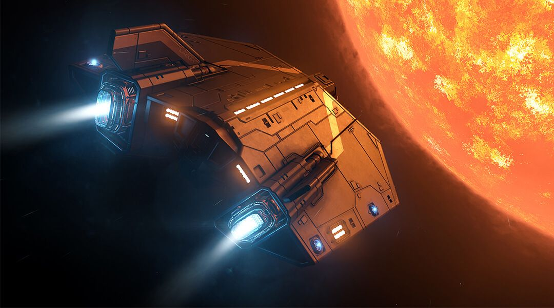 Elite: Dangerous to Receive SteamVR Support | Game Rant