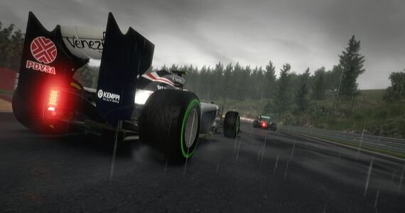 F1 2012' Review | Game Rant